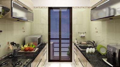Gallery Cover Image of 925 Sq.ft 2 BHK Apartment for buy in Pinnacolo, Mira Road East for 10300000