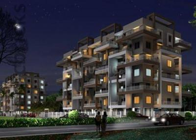 Gallery Cover Image of 950 Sq.ft 2 BHK Apartment for buy in Swaraaj Pride, Punawale for 4500000