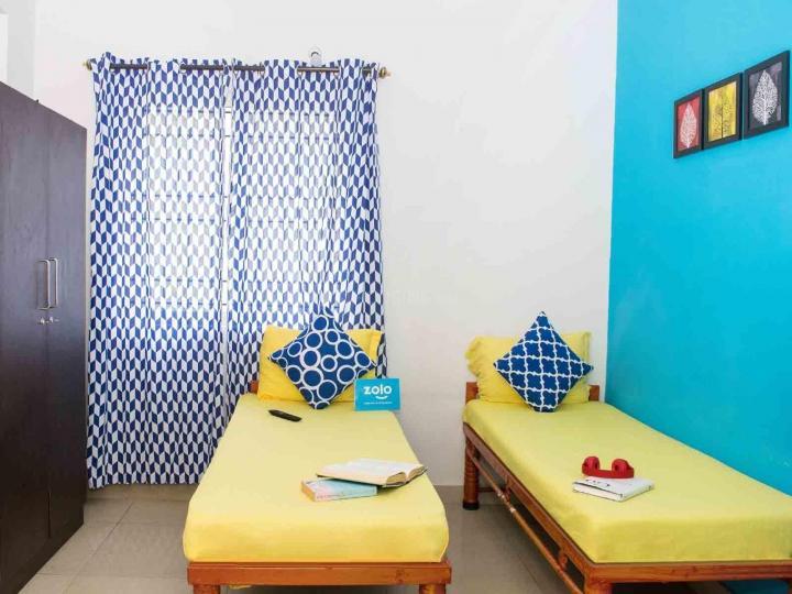 वादगांव शेरी में ज़ोलो एड्रॉइट के बेडरूम की तस्वीर