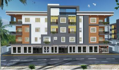 Gallery Cover Image of 880 Sq.ft 2 BHK Apartment for buy in Uttarpara for 2904000