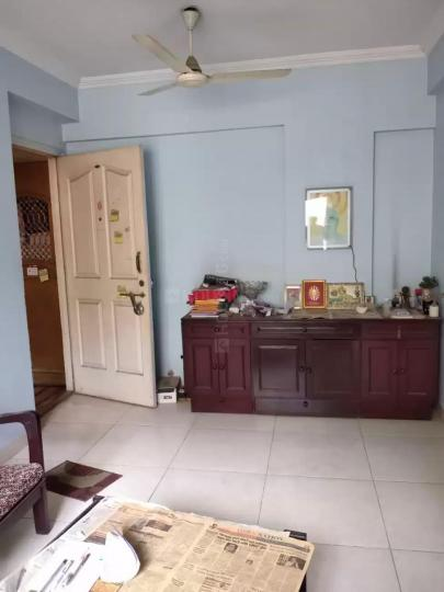 Hall Image of 610 Sq.ft 1 BHK Apartment for buy in Akhurath CHS, Sanpada for 8500000