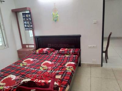 Gallery Cover Image of 1580 Sq.ft 3 BHK Apartment for rent in Cybercity Rainbow Vistas Rock Garden, Borabanda for 35000
