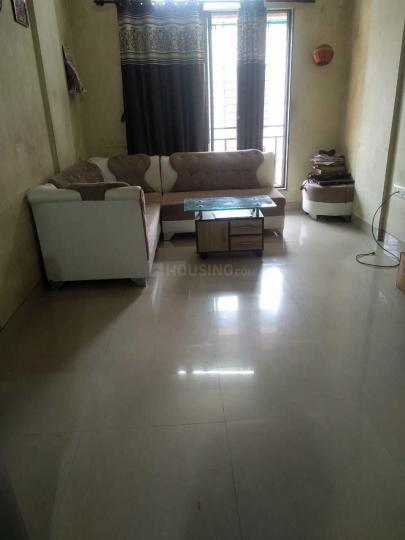 Living Room Image of 580 Sq.ft 1 BHK Apartment for rent in Palidevad for 8000