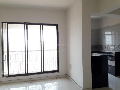 Gallery Cover Image of 672 Sq.ft 1 BHK Apartment for buy in Kalyan West for 3850000