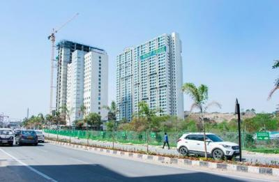 Project Images Image of 2bhk (tb-210) In Golf Edge in Gachibowli