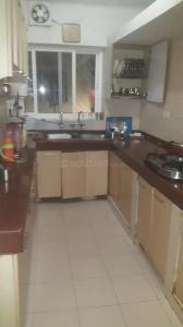Kitchen Image of Sai Ram Homes PG in Sarita Vihar