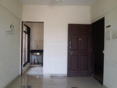 Gallery Cover Image of 665 Sq.ft 1 BHK Apartment for rent in Ghansoli for 14000