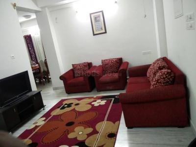 Gallery Cover Image of 1900 Sq.ft 3 BHK Apartment for rent in Thoraipakkam for 40000