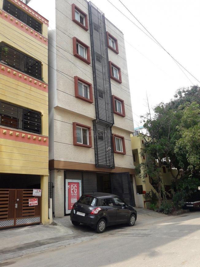 Building Image of Sri Venkateshwara PG in HBR Layout