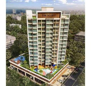 Gallery Cover Image of 1200 Sq.ft 3 BHK Apartment for buy in Tricity Promenade, Seawoods for 23000000