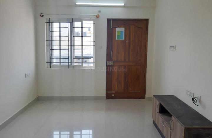 Living Room Image of 550 Sq.ft 1 BHK Independent House for rent in Panathur for 16500