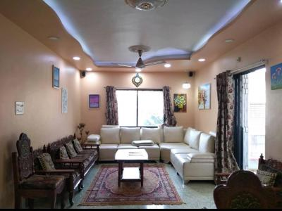 Gallery Cover Image of 1400 Sq.ft 2 BHK Apartment for buy in Clover Clover Village, NIBM  for 12500000