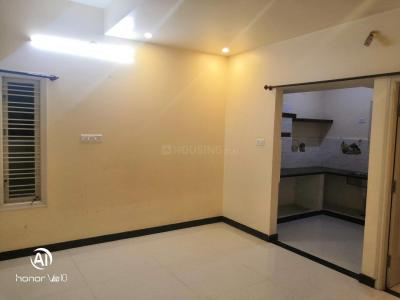 Gallery Cover Image of 650 Sq.ft 1 RK Independent Floor for rent in Lingadheeranahalli for 6000