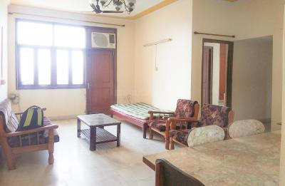 Gallery Cover Image of 1150 Sq.ft 2 BHK Apartment for rent in Crossings Republik for 25000