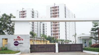 Gallery Cover Image of 1301 Sq.ft 3 BHK Apartment for buy in Navin Whiteberry, Madhavaram for 7900000