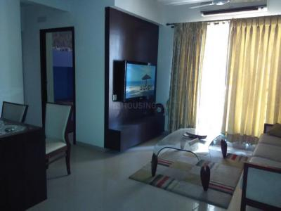 Gallery Cover Image of 1150 Sq.ft 2 BHK Apartment for rent in Lakhani Blue Waves, Ulwe for 23000