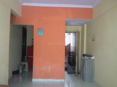 Gallery Cover Image of 600 Sq.ft 1 BHK Apartment for rent in Seawoods for 13000