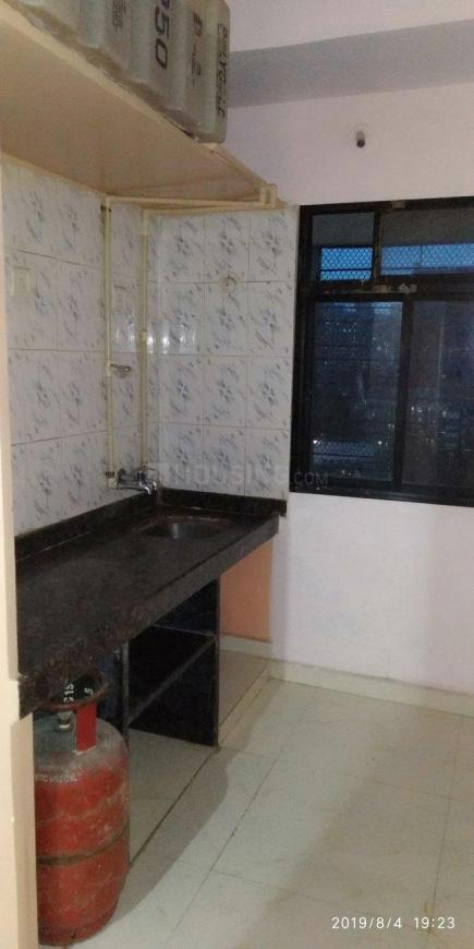 Kitchen Image of 450 Sq.ft 1 BHK Apartment for rent in Bhandup West for 18000