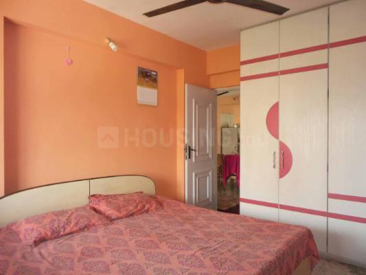 Bedroom Image of 1200 Sq.ft 2 BHK Apartment for buy in Kharghar for 11500000