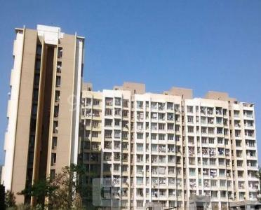 Gallery Cover Image of 610 Sq.ft 1 BHK Apartment for rent in Vasant Marvel Clarion, Borivali East for 23000
