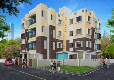 Gallery Cover Image of 787 Sq.ft 2 BHK Apartment for buy in Garia for 2911000