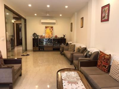Gallery Cover Image of 2100 Sq.ft 3 BHK Independent Floor for rent in Greater Kailash Executive Floor, Greater Kailash I for 65000