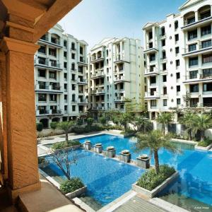 Gallery Cover Image of 600 Sq.ft 1 BHK Apartment for buy in Mahalunge for 4300000