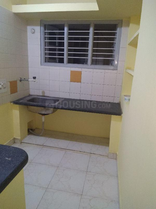 Kitchen Image of 500 Sq.ft 1 BHK Independent House for rent in R. T. Nagar for 8000