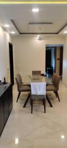 Gallery Cover Image of 1955 Sq.ft 3 BHK Apartment for rent in DB Woods, Goregaon East for 80000