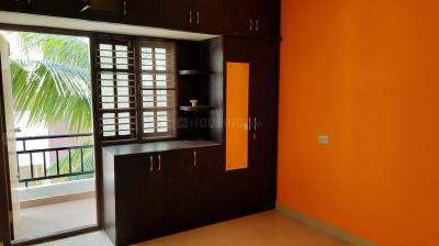 Gallery Cover Image of 500 Sq.ft 1 BHK Independent House for rent in Krishnarajapura for 11000