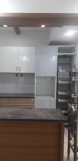 Kitchen Image of 2850 Sq.ft 4 BHK Apartment for rent in Sector 23 Dwarka for 45000