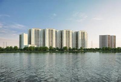 Gallery Cover Image of 765 Sq.ft 1 BHK Apartment for buy in Krishnarajapura for 5713020
