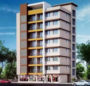 Gallery Cover Image of 525 Sq.ft 1 BHK Apartment for buy in Shreenath Hemant Arcade, Mhatre Nagar for 3255000