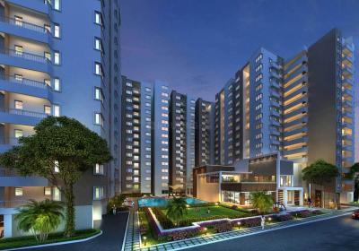 Gallery Cover Image of 618 Sq.ft 1 BHK Apartment for buy in Alliance Galleria Residences, Old Pallavaram for 4300000