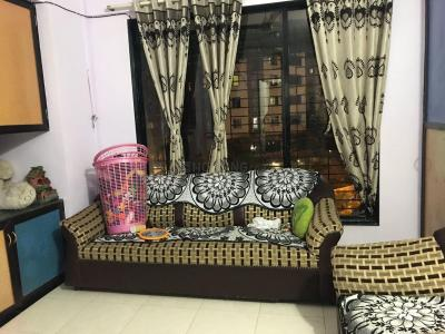 Gallery Cover Image of 625 Sq.ft 1 BHK Apartment for rent in Seawoods for 21550