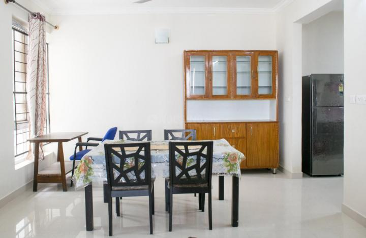 Dining Room Image of PG 4643002 Mahadevapura in Mahadevapura