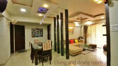 Gallery Cover Image of 1355 Sq.ft 3 BHK Apartment for buy in Pride Purple Topaz Park, Wakad for 12500000