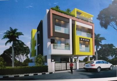 Gallery Cover Image of 990 Sq.ft 2 BHK Apartment for buy in Kolathur for 5247000