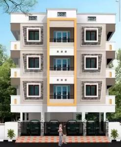 Gallery Cover Image of 1000 Sq.ft 3 BHK Apartment for buy in Iyyappanthangal for 4800000