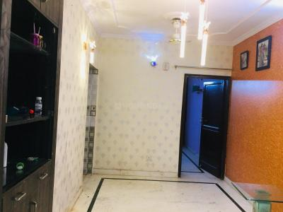Gallery Cover Image of 950 Sq.ft 2 BHK Independent Floor for rent in Saket for 19000