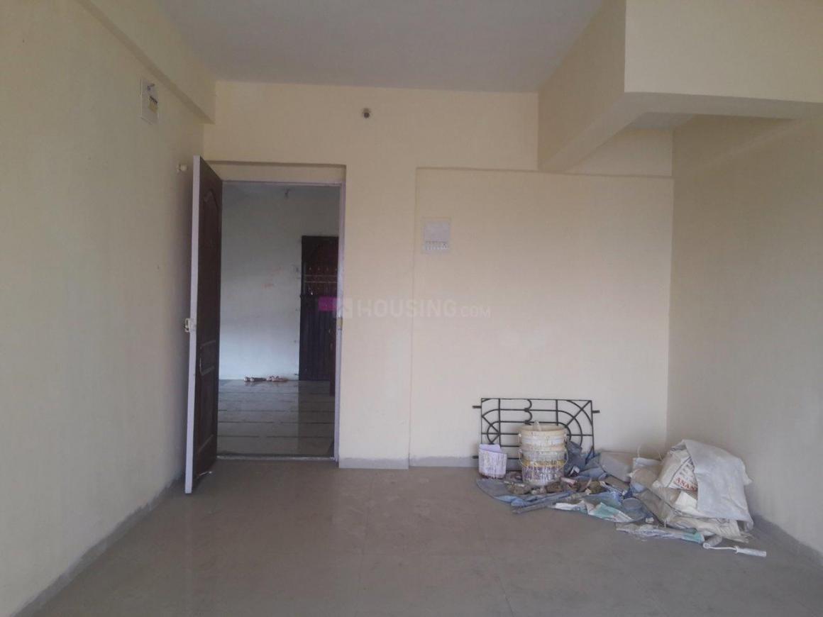 Living Room Image of 640 Sq.ft 1 BHK Apartment for buy in Kopar Khairane for 6500000