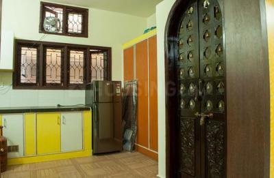 जेपी नगर में लीलावती नेस्ट के किचन की तस्वीर