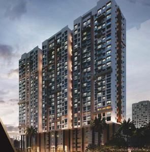 Gallery Cover Image of 822 Sq.ft 2 BHK Apartment for buy in Hubtown The Premiere Residences Beverly, Andheri West for 29200000