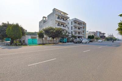 Gallery Cover Image of 550 Sq.ft 1 BHK Apartment for rent in Sector 105 for 45000