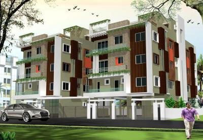 Gallery Cover Image of 810 Sq.ft 2 BHK Apartment for buy in Hussainpur for 4600000