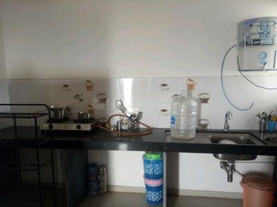 Kitchen Image of Deluxe PG in Hinjewadi