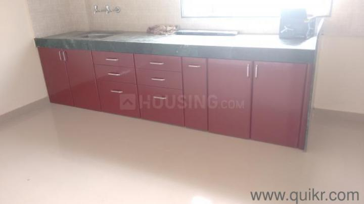 Kitchen Image of 991 Sq.ft 2 BHK Apartment for rent in Kharadi for 25000