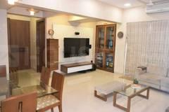 Gallery Cover Image of 1520 Sq.ft 3 BHK Apartment for rent in Shubhada Towers, Worli for 150000