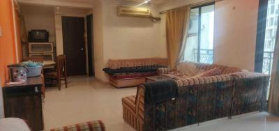 Gallery Cover Image of 1250 Sq.ft 3 BHK Apartment for rent in Lake Side, Powai for 50000