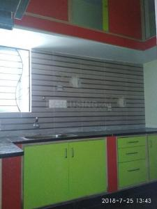 Gallery Cover Image of 500 Sq.ft 1 BHK Independent Floor for rent in 5th Phase for 11000